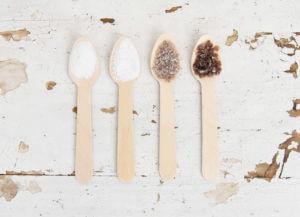4 cucharas Sal de Bambú